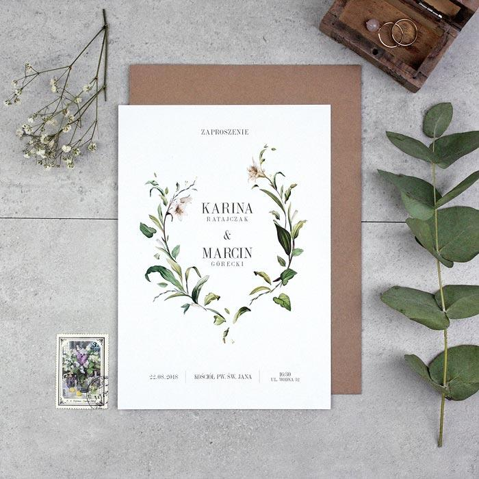 zaproszenie-floral